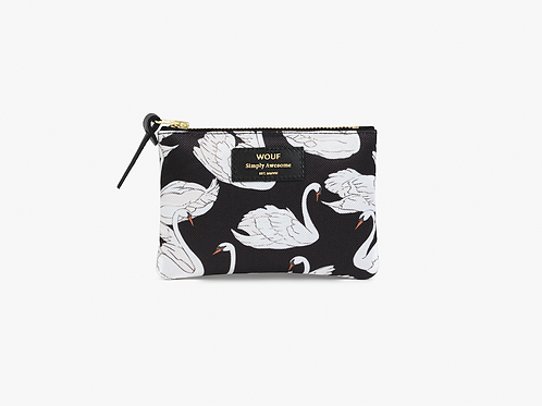 Wouf Pouch Small Swan