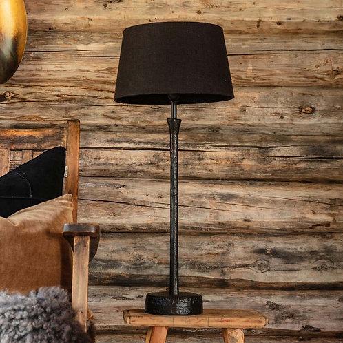 Lama Interiør Lampeskjerm Lin svart