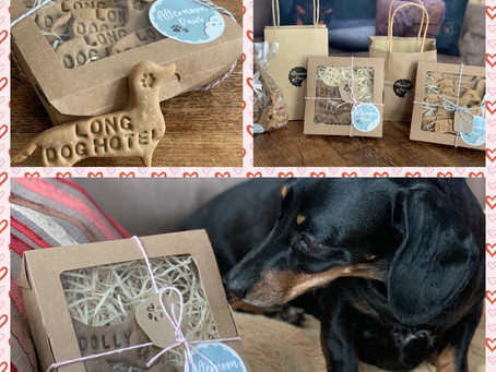 Afternoon Paws- Personalised Bakery