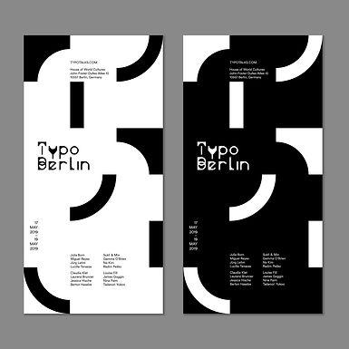 Typo Berlin Posters