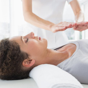 Techniques of a Reiki Session by JUDY CAMBLOR