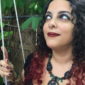 Witches Are Us - An Interview with MARIZEL ALMIRALL