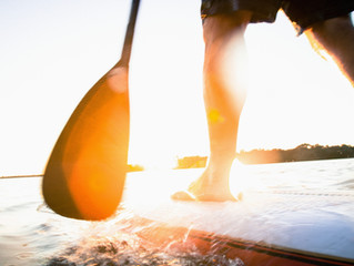 Programa saudável: Stand Up Paddle (SUP)