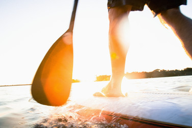 Benefits of Stand Up Paddle Boarding