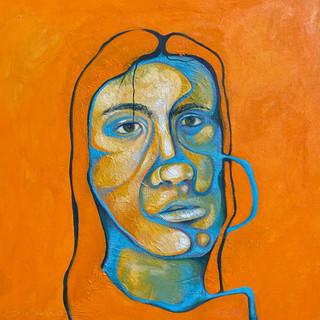 Portrait Study of Rosie