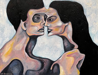Lovers Study Revisit