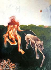walkin' the hound