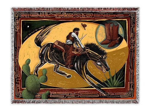 don't die just yet cowboy !