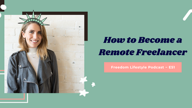 How to Become a Remote Freelancer