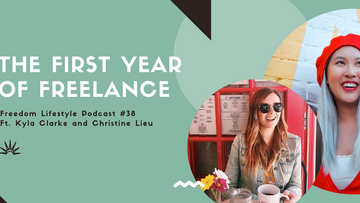 The First Year of Freelance