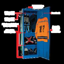 Locker Features