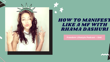 Rhama Dashuri: How to Manifest Like a MF