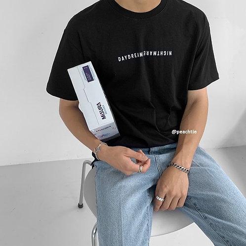 DSN Korean Shirt [BLK] Unisex