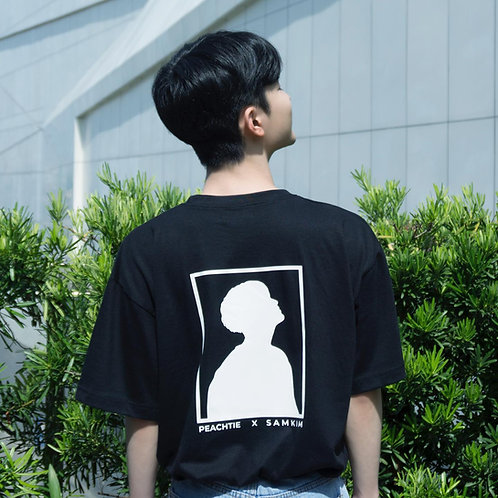 SamKim Merch V2 Shirt [BLK/GRN/GRY]