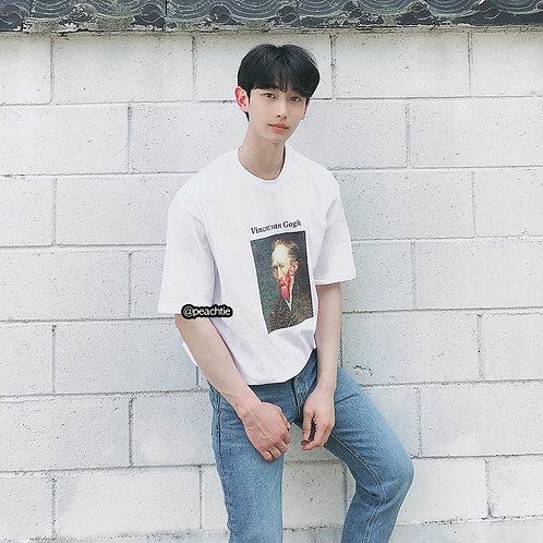 DubbleGogh Korean Shirt [WHT]