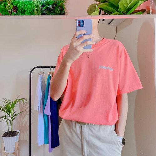 PTC REFLECT [CORAL/BLACK] Korean Shirt