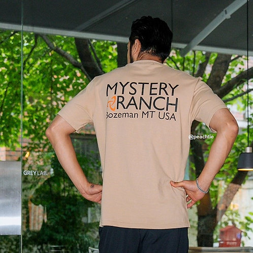 Mission Korean Shirt [LATTE]