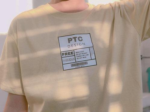 LABEL Korean Shirt UNISEX [LATTE]