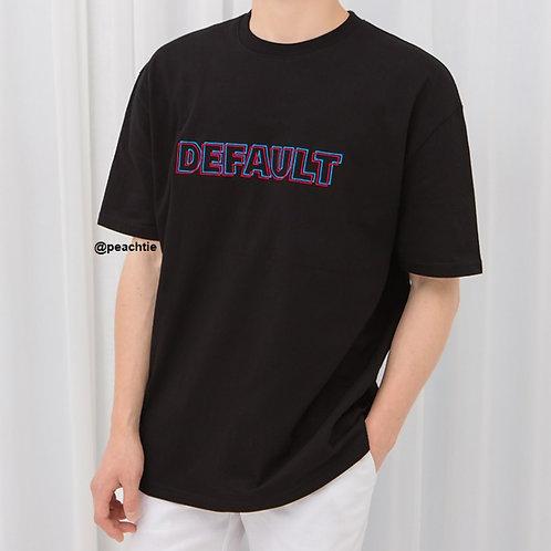 Default Korean Shirt [BLK] Unisex