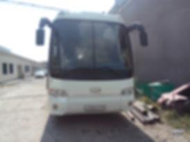Автостекло на автобус