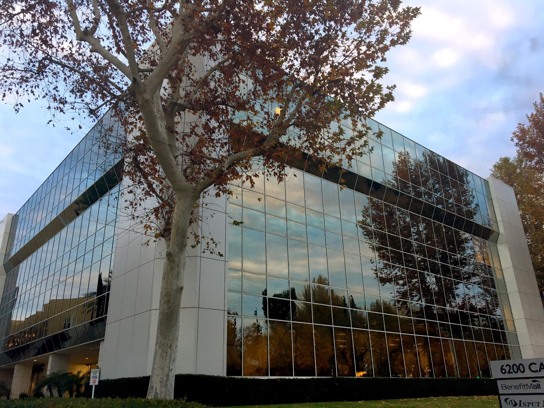 Warner Center Gateway at 6200 Canoga Blvd., Woodland Hills, CA 91367