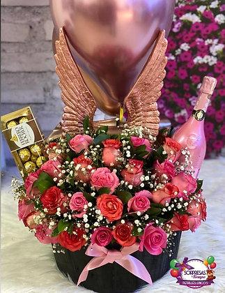 Rosas Palo de Rosa