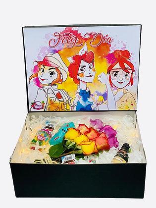 Happy Girl Box