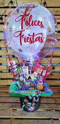 Balloon  Copo de Nieve