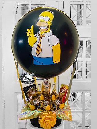 Balloon Homero