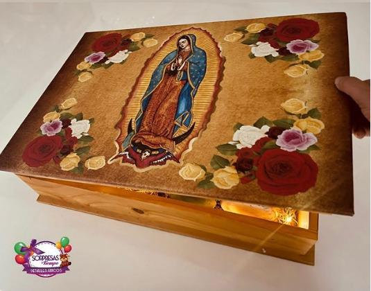Cofre de Guadalupe
