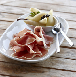 Jamon and Pickles