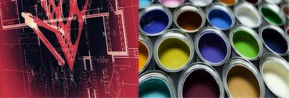 bahan baku kimia cat tinta