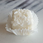 Coconut Petit Four
