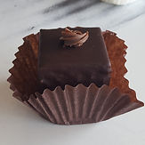 Chocolate Petit Four
