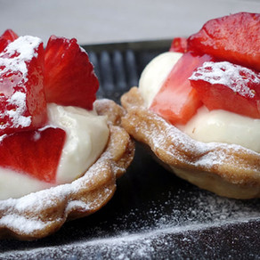 Erdbeer-Quarktörtchen
