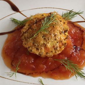 Gemüse-Speck Küchlein