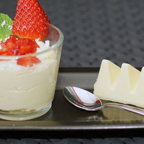 Weisses Toblerone Mousse