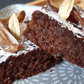 Dattel Brownie