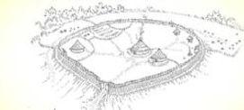 Hillfort of Hembury Castle, Buckland Brewer