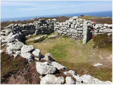 Prehistoric settlement 2