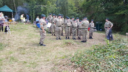 Cadets preparing for awards