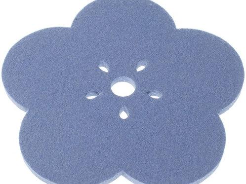 Jeans Blue Kukka Trivet