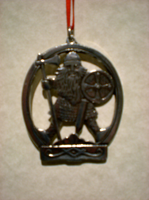 Viking Ornament