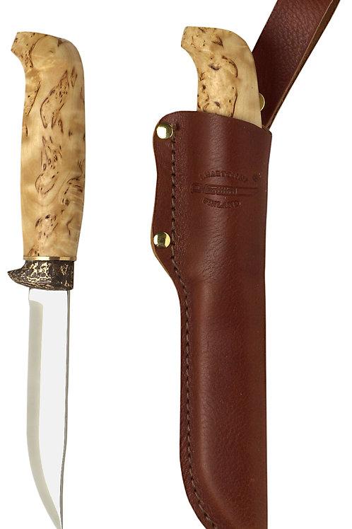 Lynx Knife w/Finger Guard, Bronze