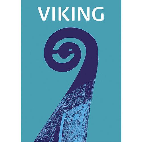 Viking Card Folder w/8 Note Cards
