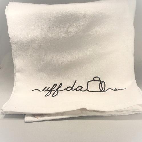 UffDa Tea Towel