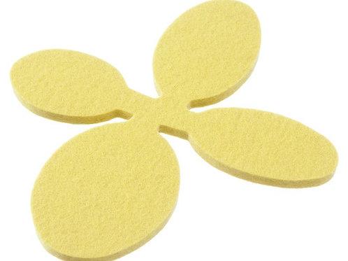 Small Yellow Papu Trivet