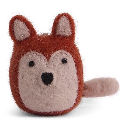 Mini Fox Ornament (MIN 8)