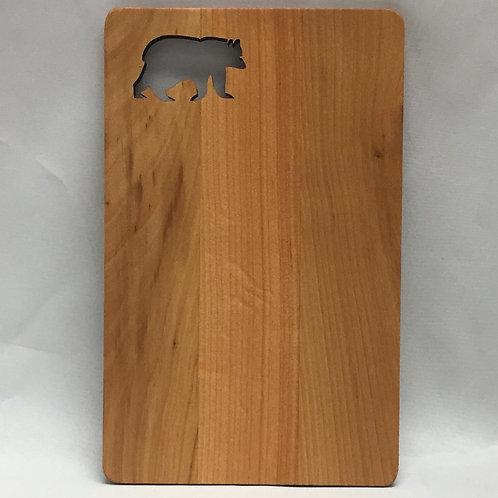 Bear Sandwich Board