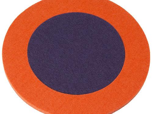 Rosehip Orange + Blueberry Double Rinki Trivet